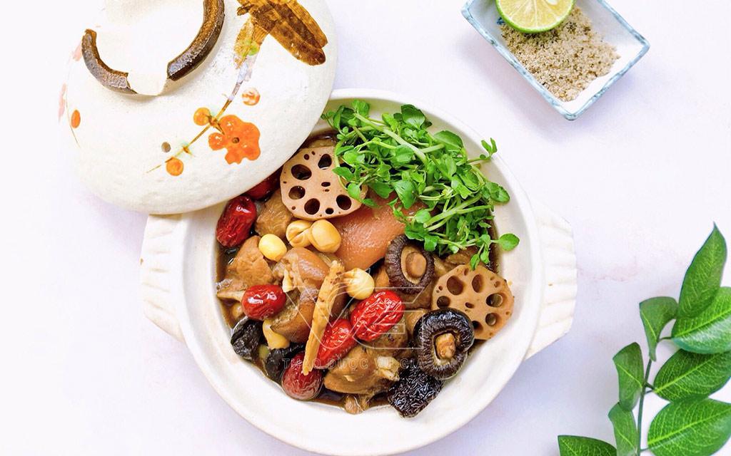 Món Ăn Bổ Dưỡng Cho Nam Giới