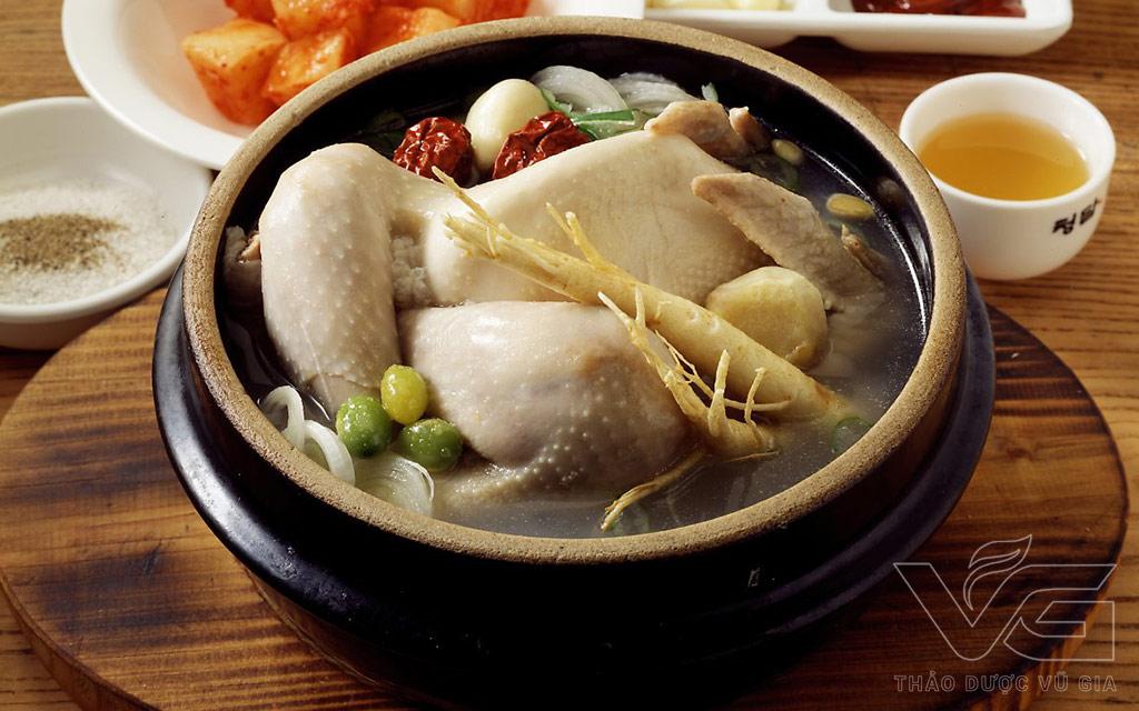 Món Ăn Thuốc Tốt Cho Nam Giới
